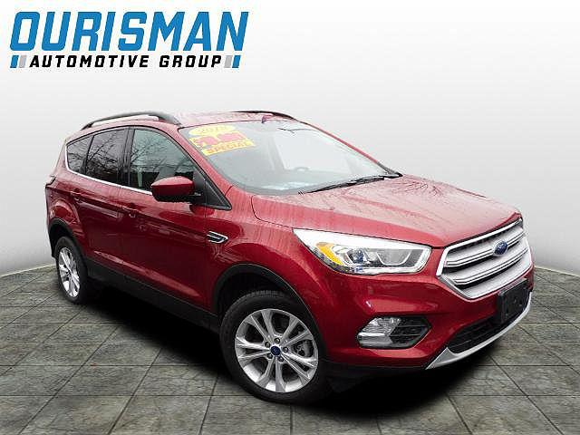 2018 Ford Escape SEL for sale in Laurel, MD