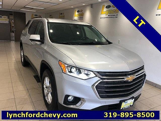 2021 Chevrolet Traverse LT Cloth for sale in Mount Vernon, IA