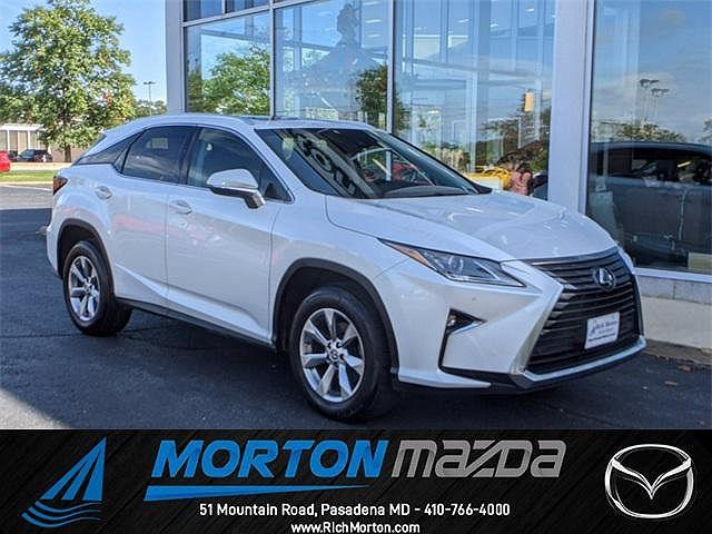 2018 Lexus RX RX 350 for sale in Pasadena, MD