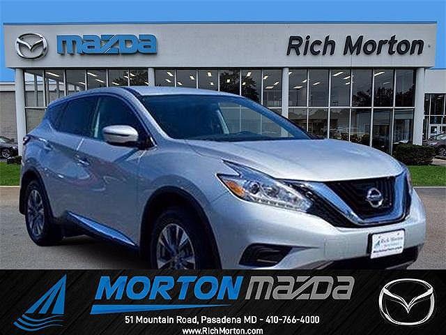 2017 Nissan Murano S for sale in Pasadena, MD