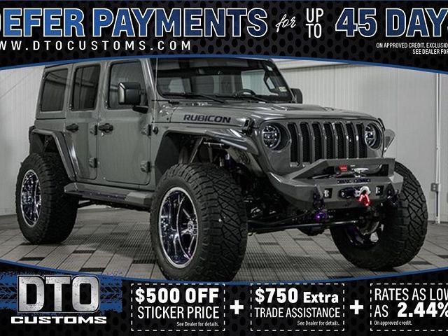 2021 Jeep Wrangler Unlimited Rubicon for sale in Gainesville, VA