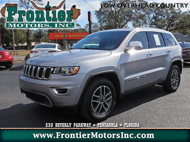 2020 Jeep Grand Cherokee Limited for sale in Pensacola, FL