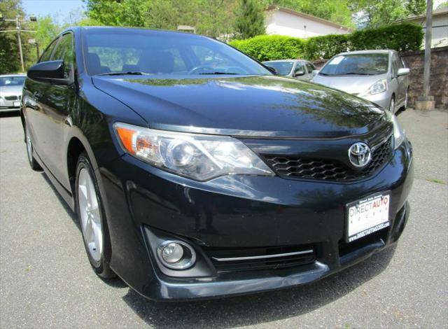 2012 Toyota Camry SE for sale in Germantown, MD