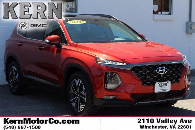 2020 Hyundai Santa Fe Limited for sale in Winchester, VA
