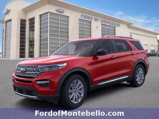 2020 Ford Explorer Limited for sale in Montebello, CA