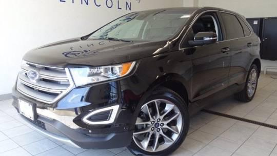 2018 Ford Edge Titanium for sale in Mchenry, IL