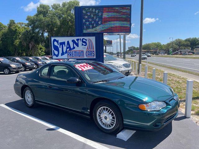 2001 Chevrolet Monte Carlo LS for sale in Leesburg, FL