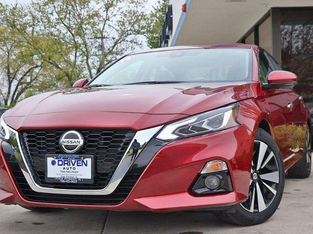 2019 Nissan Altima 2.5 SV for sale in Oak Forest, IL