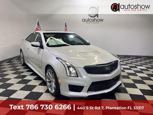 2016 Cadillac ATS-V Coupe 2dr Cpe for sale in Plantation, FL