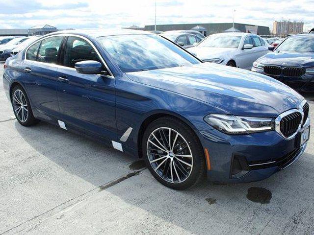 2021 BMW 5 Series 530i xDrive for sale in Alexandria, VA