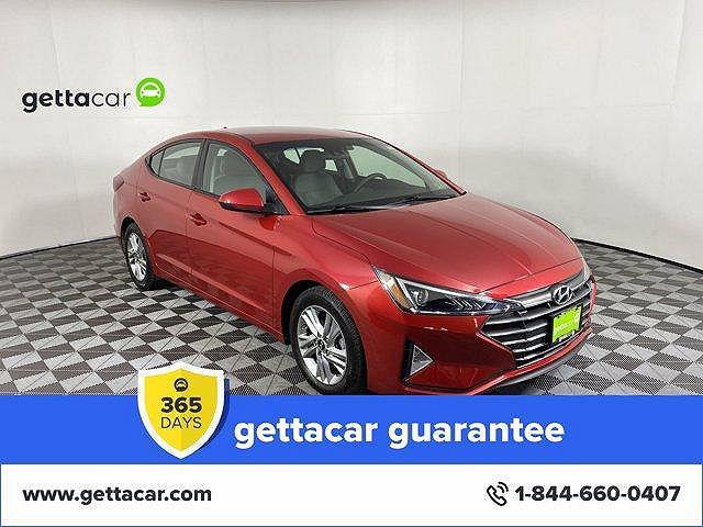2020 Hyundai Elantra SEL for sale near Washington, DC