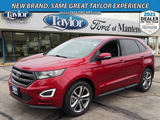 2018 Ford Edge Sport for sale in Manteno, IL