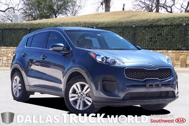 2019 Kia Sportage LX for sale in Austin, TX