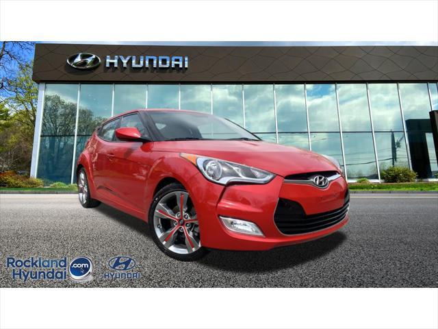 2017 Hyundai Veloster Value Edition for sale in WEST NYACK, NY
