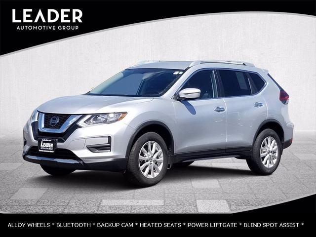 2018 Nissan Rogue SV for sale in PALATINE, IL
