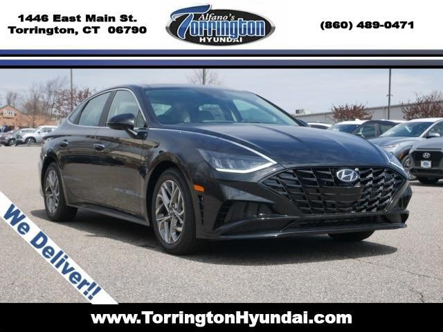 2021 Hyundai Sonata SEL for sale in TORRINGTON, CT