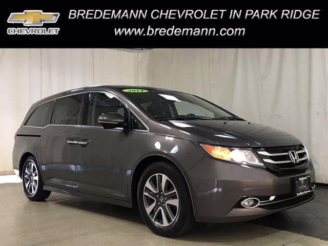 2014 Honda Odyssey Touring for sale in Park Ridge, IL