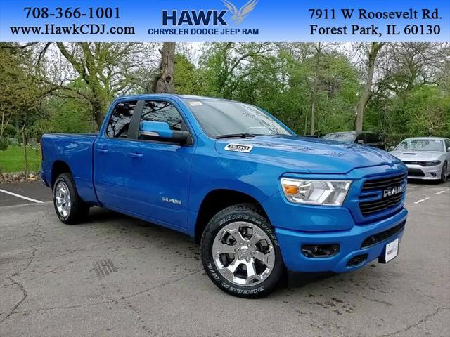 2021 Ram Ram 1500 Big Horn for sale in Forest Park, IL