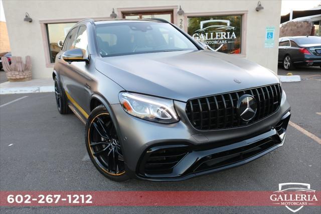 2019 Mercedes-Benz GLC AMG GLC 63 for sale in Scottsdale, AZ