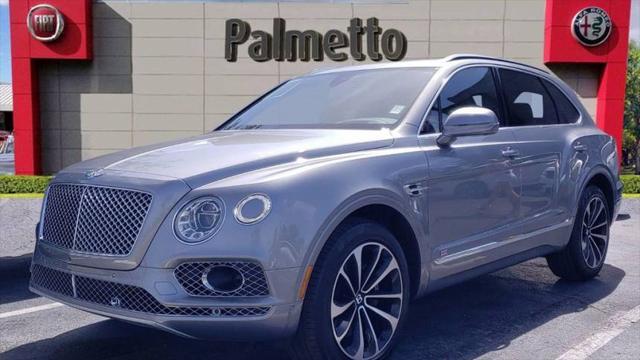 2018 Bentley Bentayga Onyx Edition for sale in Miami, FL