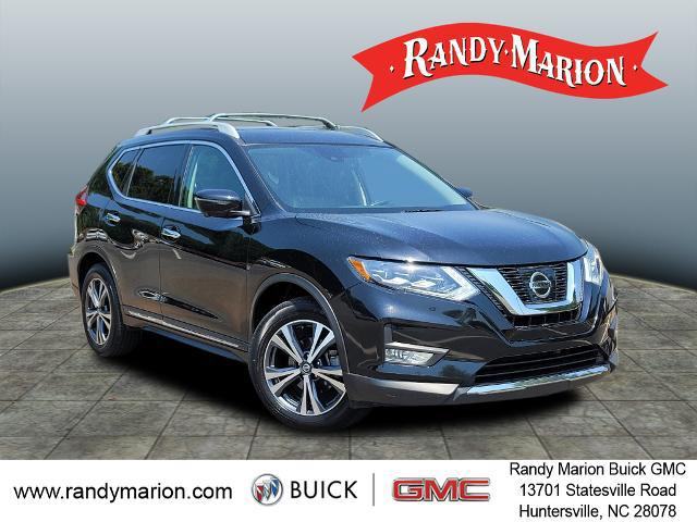 2017 Nissan Rogue SL for sale in Huntersville, NC