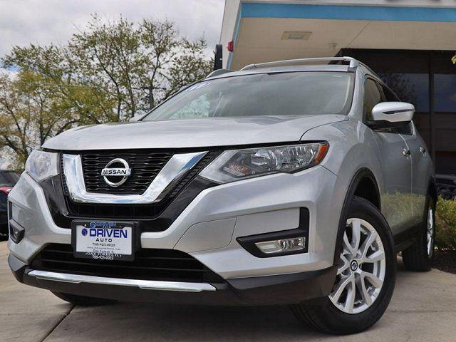 2017 Nissan Rogue SV for sale in Oak Forest, IL