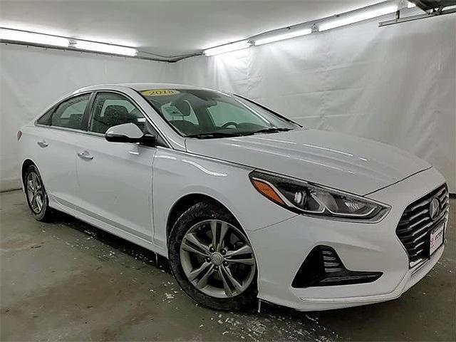2018 Hyundai Sonata SEL for sale in Chicago, IL