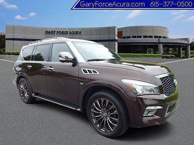 2017 INFINITI QX80 Limited for sale in Brentwood, TN