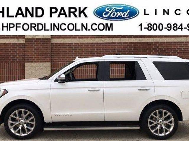 2018 Ford Expedition Platinum for sale in Highland Park, IL