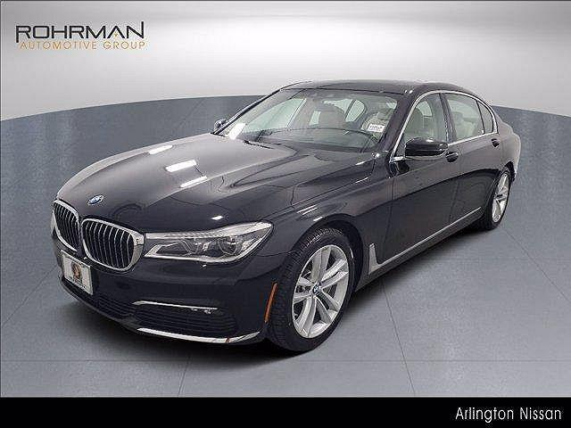 2018 BMW 7 Series 750i xDrive for sale in Arlington Heights, IL