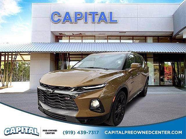 2019 Chevrolet Blazer RS for sale in Raleigh, NC