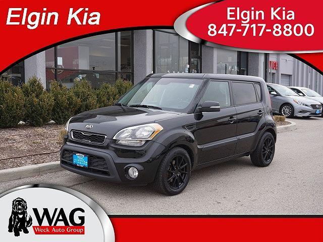 2013 Kia Soul + for sale in Elgin, IL