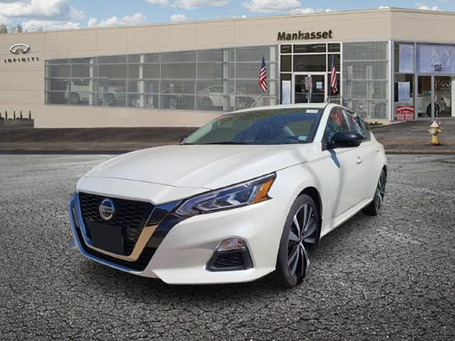 2020 Nissan Altima 2.5 SR [12]