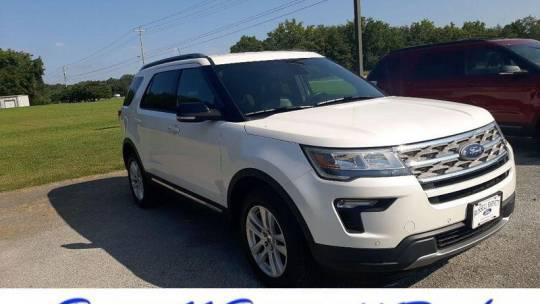 2018 Ford Explorer XLT for sale in Winchester, TN