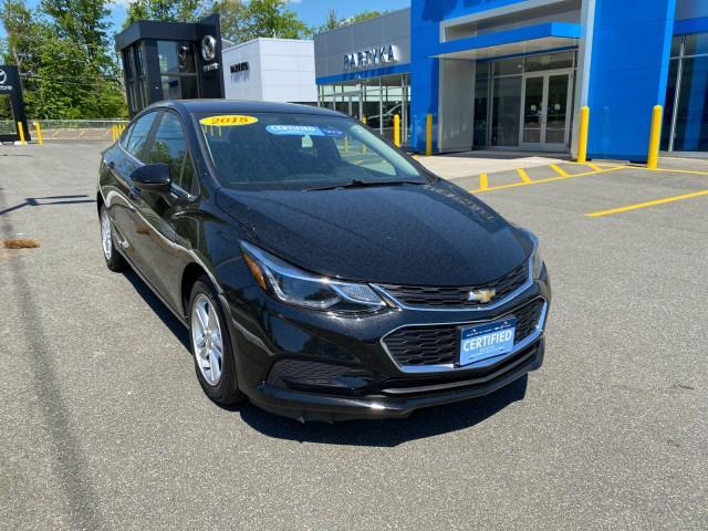 2018 Chevrolet Cruze LT for sale in Hamden, CT