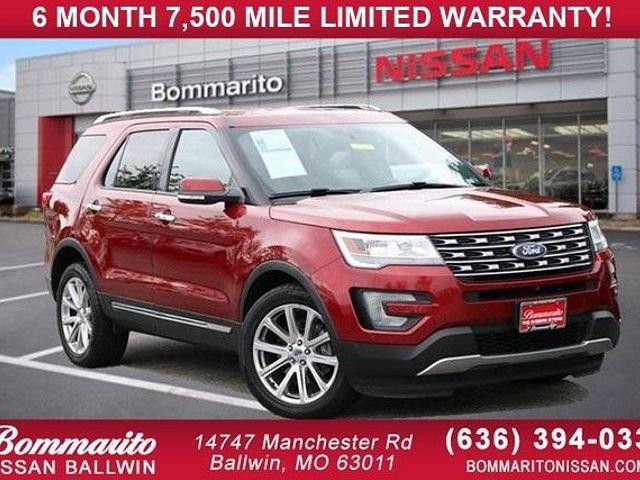 2017 Ford Explorer Limited for sale in Ballwin, MO