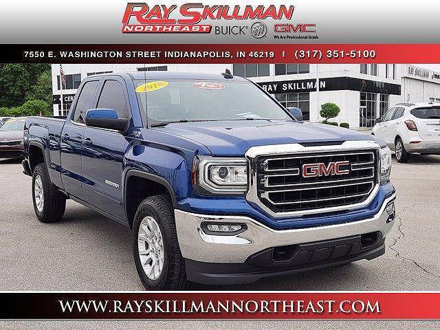 2018 GMC Sierra 1500 SLE for sale in Indianapolis, IN