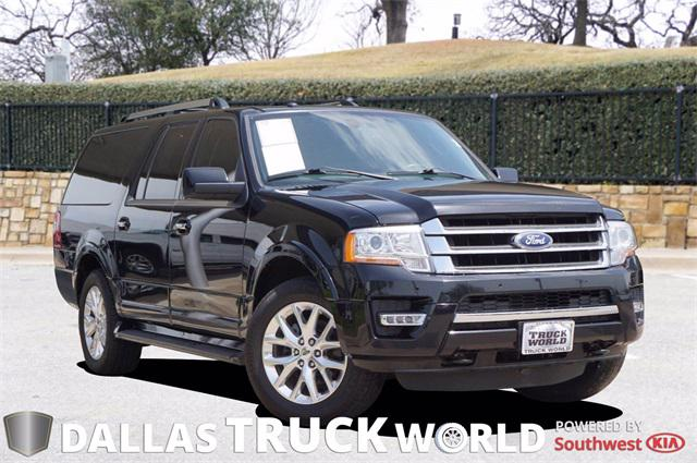 2017 Ford Expedition EL Limited for sale in MESQUITE, TX