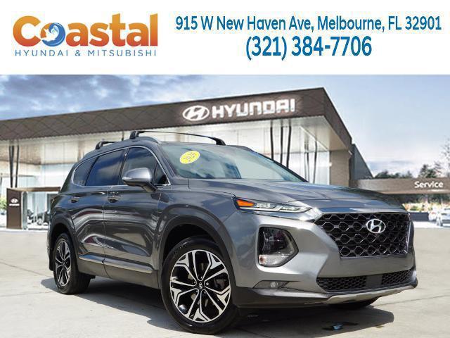 2020 Hyundai Santa Fe Limited for sale in MELBOURNE, FL