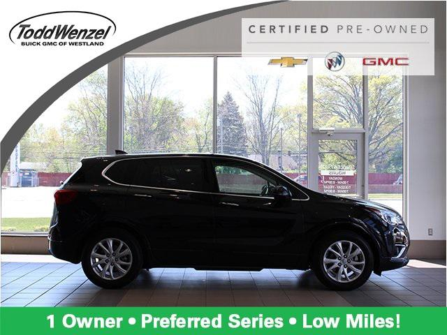 2019 Buick Envision Preferred for sale in Westland, MI