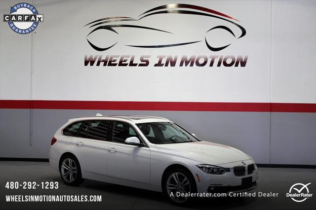 2017 BMW 3 Series 330i xDrive for sale in Tempe, AZ