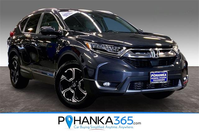 2017 Honda CR-V Touring for sale in Capitol Heights, MD