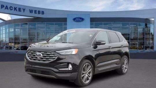 2019 Ford Edge Titanium for sale in Downers Grove, IL