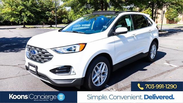 2021 Ford Edge SEL for sale in Sterling, VA