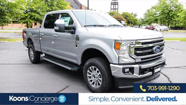 2021 Ford F-250 Lariat for sale in Sterling, VA