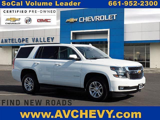2020 Chevrolet Tahoe LT for sale in Lancaster, CA