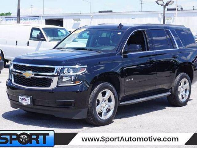 2017 Chevrolet Tahoe LT for sale in Silver Spring, MD