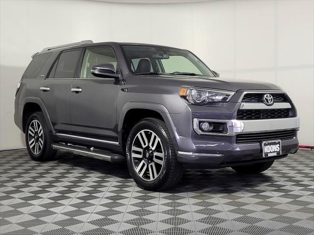 2015 Toyota 4Runner Limited/Trail/SR5/SR5 Premium/Trail Premium/TRD Pro for sale in Vienna, VA