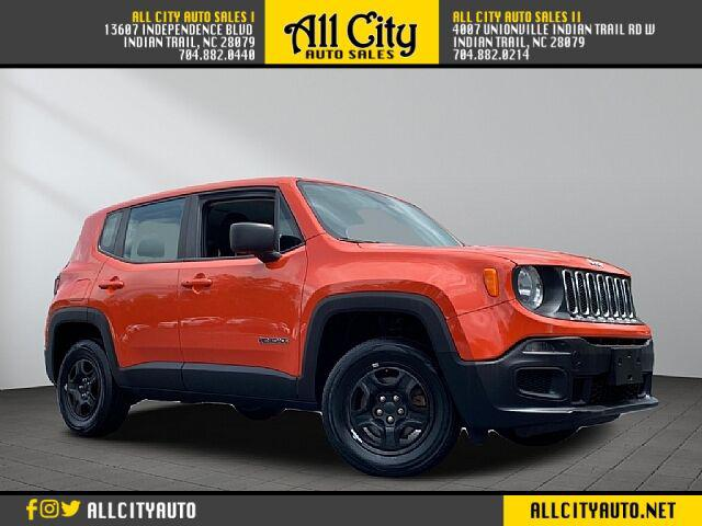 2016 Jeep Renegade Sport for sale in Indian Trail, NC