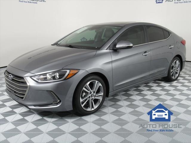2017 Hyundai Elantra Limited for sale in Tempe, AZ